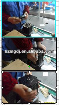 high torque AC servo motor for printing machines
