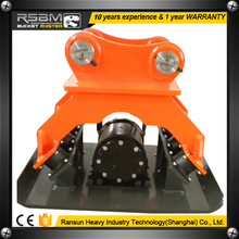 Advanced technology hydraulic compactor excavator for sale