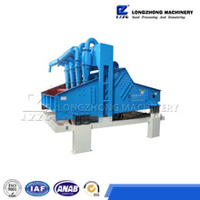 3mm sand dewatering and recycling machine