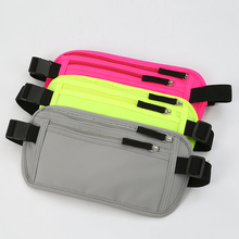 Waist Bag Ripstop Amazon Waterproof Stylish Rfid Blocking Travel Hidden Money Belt