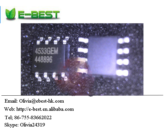 electronic ic products AP4533GEM-HF SOP8 APEC / MOS FET Fuding tube genuine original sample can be sold