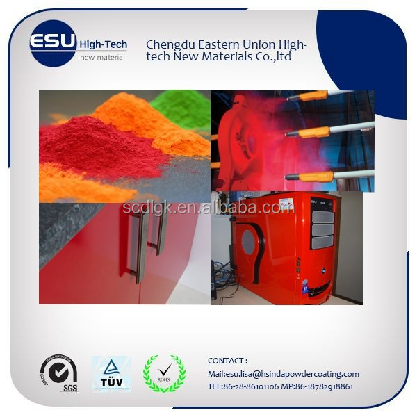 Wholesale UV protective polyester powder coating paint