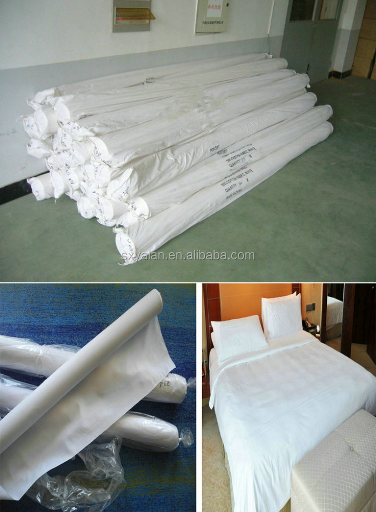 China Manufacturer Wholesale 100% Egyptian Cotton Fabric