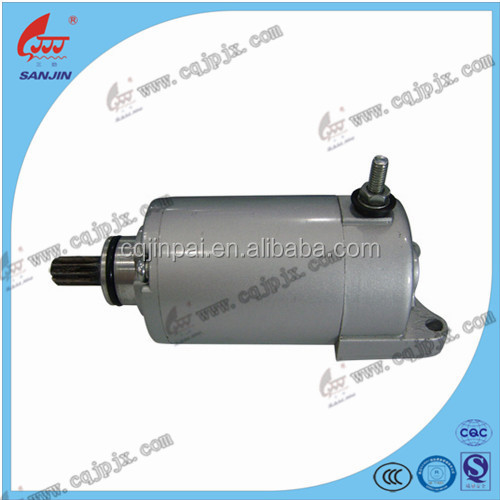 Wholesale motorcycle parts motorcycle starter motor for TB50