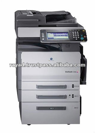 Bizhub C352 Copier and Printer Integral Whole Machine