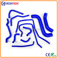CE / ISO Approved 4 Layers Silicone Turbo Hose Kits, CHINA