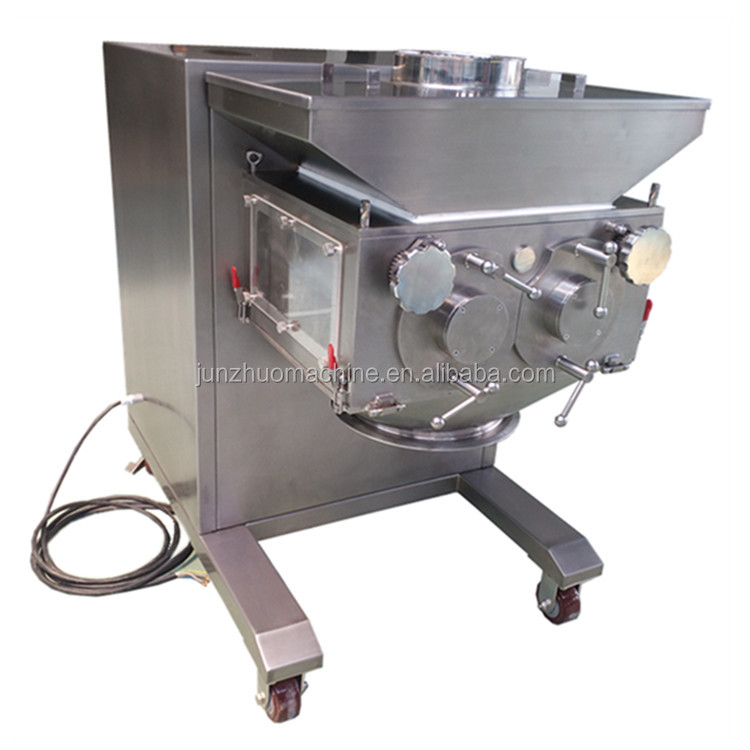 Double Cylinders Swing Powder Granulator
