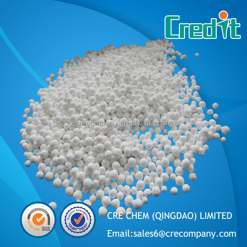 Raw Material Prills Calcium Cloride High Quality Made in China
