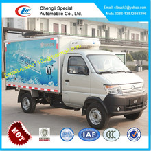 Changan refrigerated van,mini refrigerated van