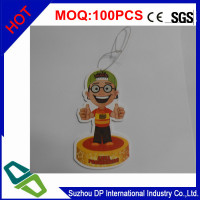 Branded Promotional Hanging Paper Car Air Freshener