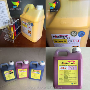 original Phaeton ud-1/ud-2 eco solvent ink for spt508gs and spt1020 head
