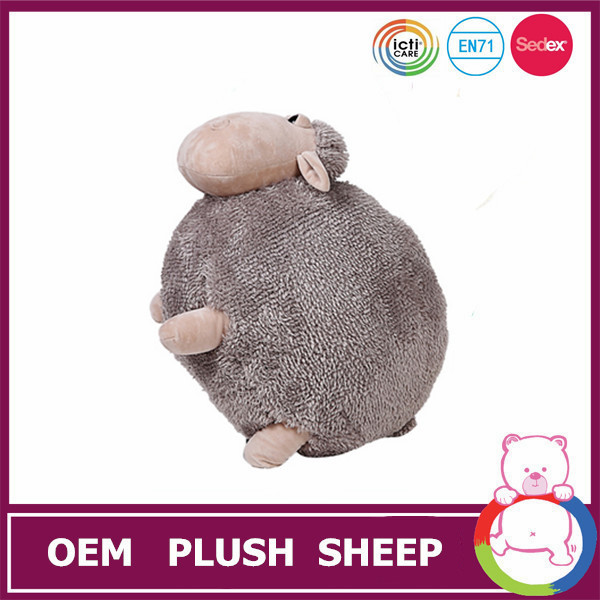 New High Quality soft stuffed alive sheep and lamb