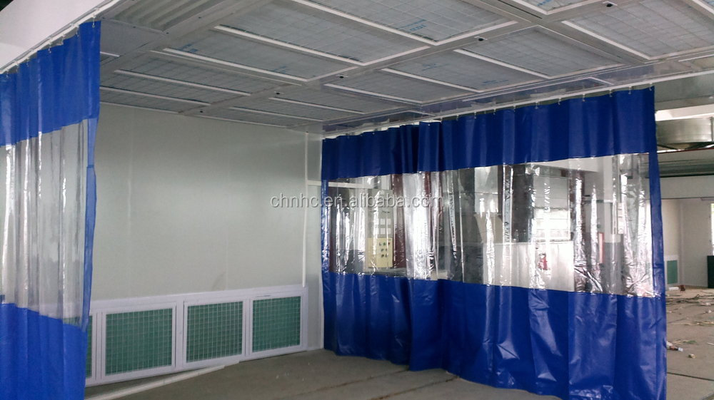 Car Preparation Station Spray Booth Auto Car Pre Paint