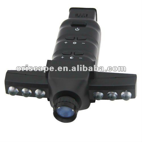 Detection product/optical militery night vision goggle/militery use