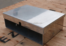 Custom high quality metal aluminum small tool box