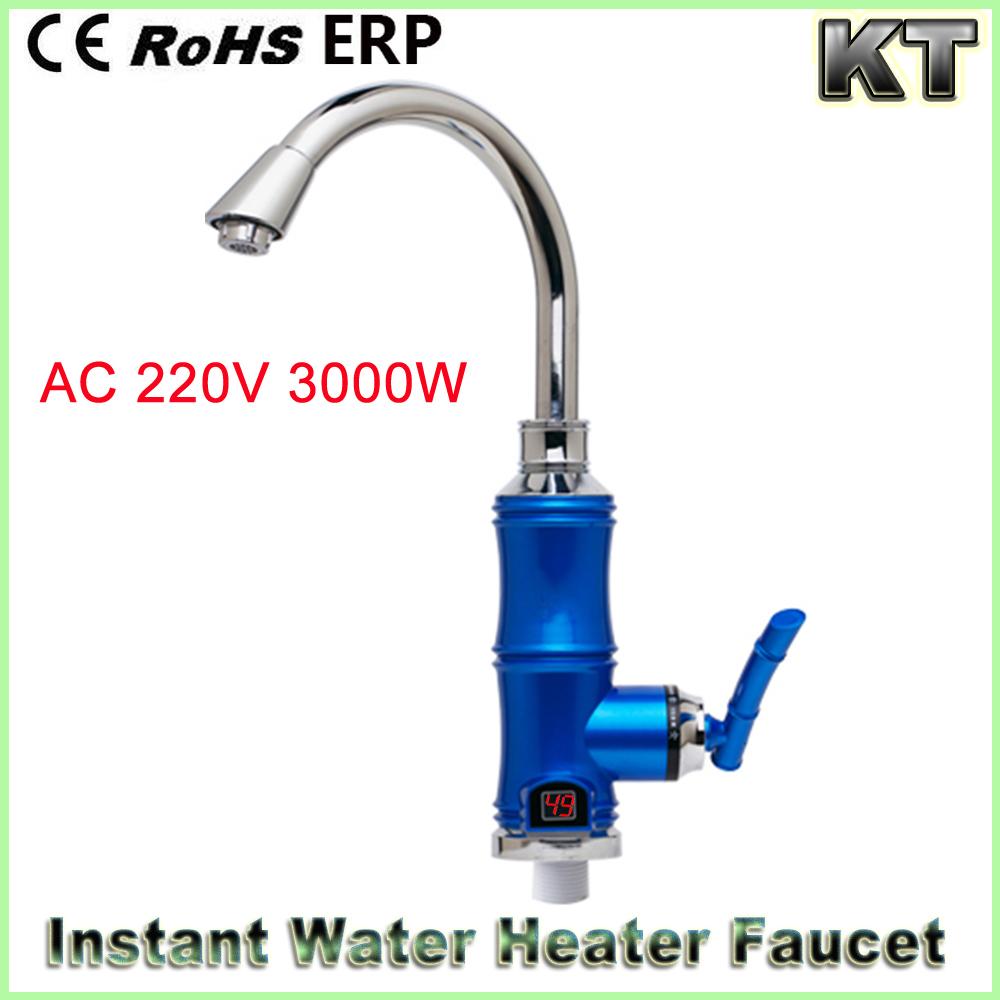 Digital electric faucet2