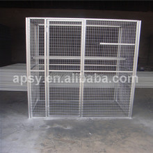 Large metal Folding Dog Cage Iron Pet Cage Cat cages(factory)