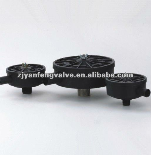 plastic silencer for air compressor