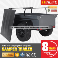 2014 professional camper tents for trailers with kitchen and tent