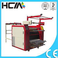 Lowest price shoe lace sublimation roller printing machine