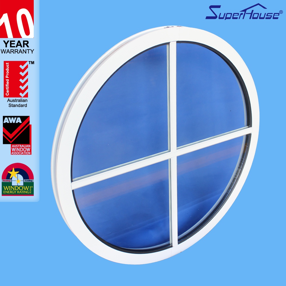 Australia AS2047 standard fixed round window cheap price made in China