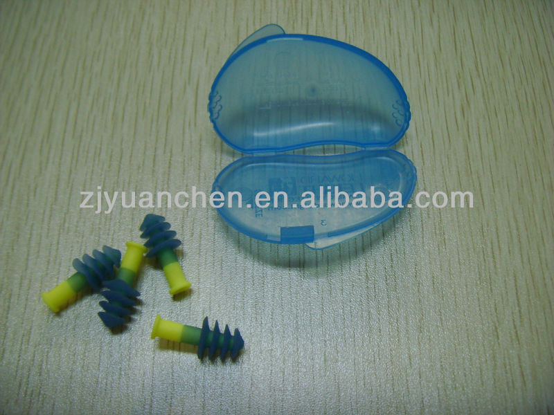 oem custom safety silicone ear plugs