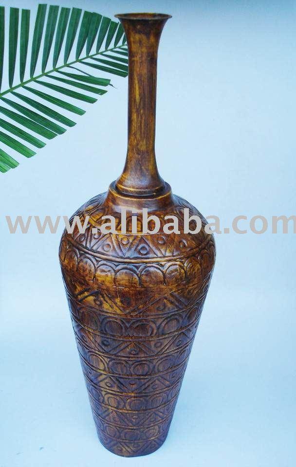 gro e vasen metallvase produkt id 103201522. Black Bedroom Furniture Sets. Home Design Ideas