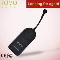 Realtime Auto Vehicle Car GPS Tracker with Sim Card GPS Device SOS Alarm LBS