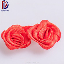 Garment accessories decoration ribbon flowers the boutique rose bowknot