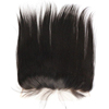 Factory wholesale price 100% virgin Brazilian 13*6 lace frontal with bundle raw indian hair