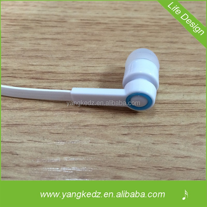 best fashion metal earphone with speaker for smart mobile phone