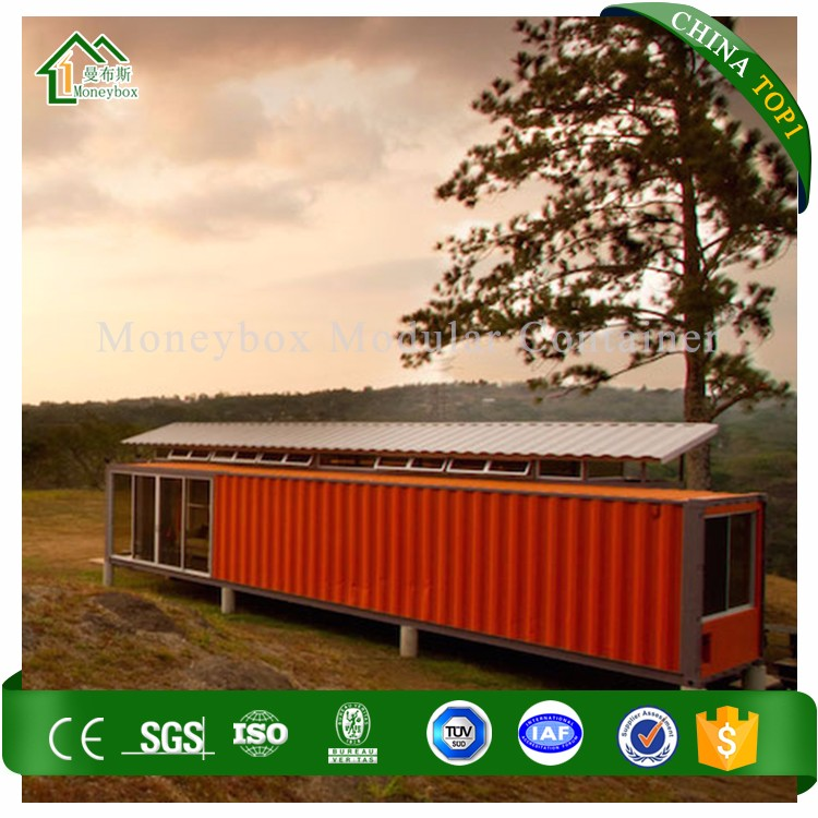 China Manufacturer 40 Feet Container House For 2015
