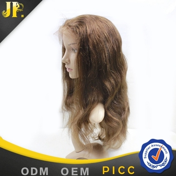JP Hair wholesale cheap brazilian human hair full lace wig