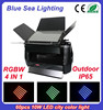 Factory price high power DMX 60pcs 10w 4 in 1 RGBW led city color light