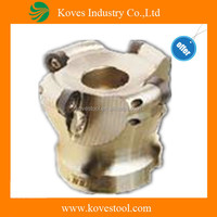 EMR round dowel Face mill EMR-5R-50--22-4T carbide face Mill tools face milling cutter insert