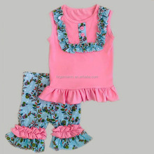 Baby Clothes new fashion Girl Party Wear boutique girls clothing Children outfits Kids cotton Clothes