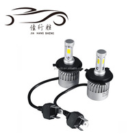 Auto Lamp S2 Led Headlight Car Led H11 H13 9005 9006 880 881 Headlight With Fog Light 6000K