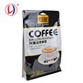 Food Grade Packing Material Plastic Coffee Bag Pouch For Wholesale