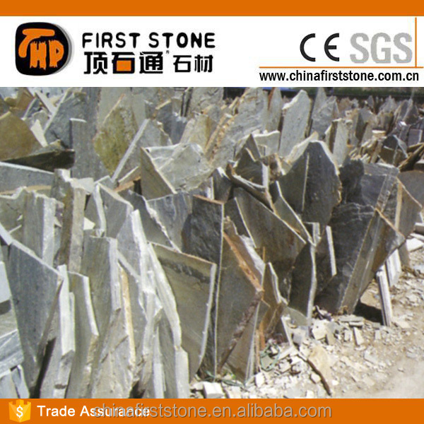 HS014 Light Rusty And Grey Slate Rock Prices