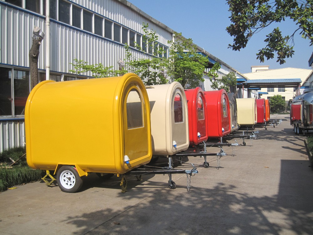 CE Approval Most Popular Factory Price Outdoor Ice Cream Food Cart for sale