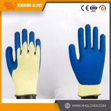 Lightweight Automotive Assembly Waterproof Latex Gloves