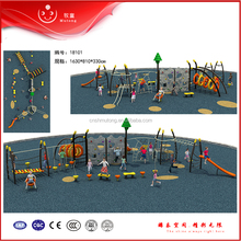 2017 Climbing Wall Children Outdoor Playground for Kids For Sales