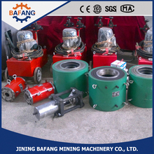 High quality hole tunnel hydraulic post tension jack