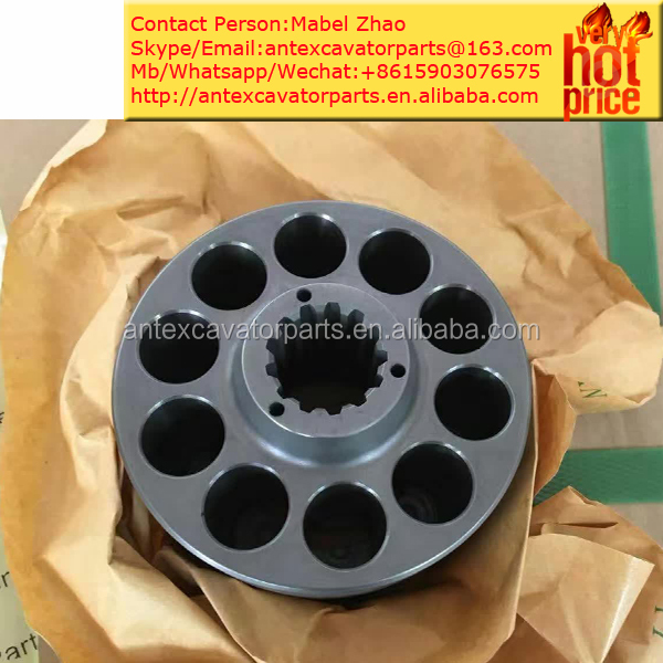 Mini Excavadora yuchai yc35 Hydraulic Pump Parts PVD-2B-40 Nachi Hydraulic Pump Repair Kit