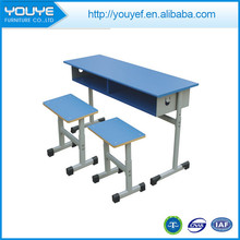 Professional desk and chairs for school furniture