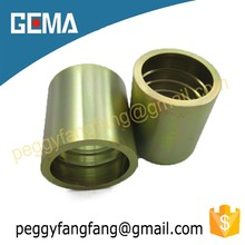 brass sleeve/Hydraulic Hose ferrules/rubber hoes sleeve end fitting hydraulic pipe ferrule, hose sleeve,hose assembly ferrule
