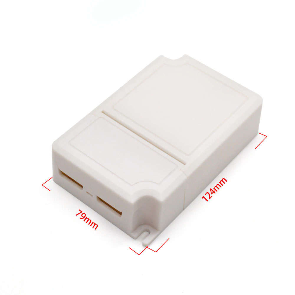 <strong>124</strong> X 79 X 30 China high quality abs plastic led electronic enclosures