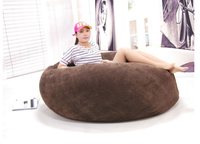 Adults large sex sofas room bean bag chairs comfort beanbag