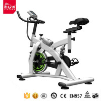 FULLY SERVICED STAR SPIN BIKE . Gym equipment