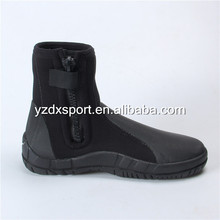 Manufacturer custom sand shoes neoprene rubber sole diving surfing waterproof shoes